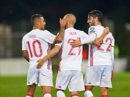 LIVE! Spanien zaubert: Alba sticht - Morata staubt ab!