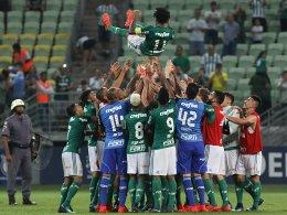 Abschied mit 43 - Zé Roberto macht Schluss