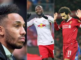 Afrikas Fußballer des Jahres: Aubameyang gegen 10