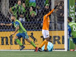 Mit Rekord und Dempsey: Seattle steht wieder im Finale!