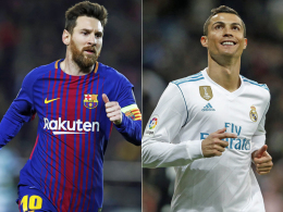 Ballon d'Or: Holt Ronaldo Messi ein?