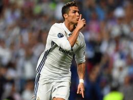 Fünfter Titel! Ronaldo zieht mit Messi gleich