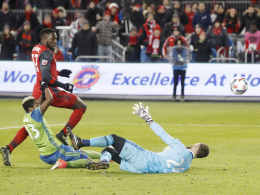 Altidore macht Toronto zum MLS-Meister