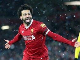 Golden Shoe: Salah mit einer Gala-Show an die Spitze