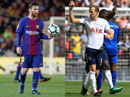 Golden Shoe: Messi unantastbar - Kane schießt hoch