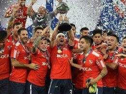 Glückloser Diego: Copa Sudamericana geht an Independiente