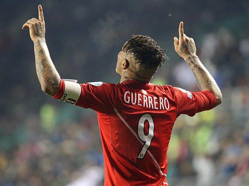 Perus Captain Guerrero nun doch an der WM