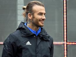 Das Warten auf Beckham - Neuer Konkurrent für Gressel