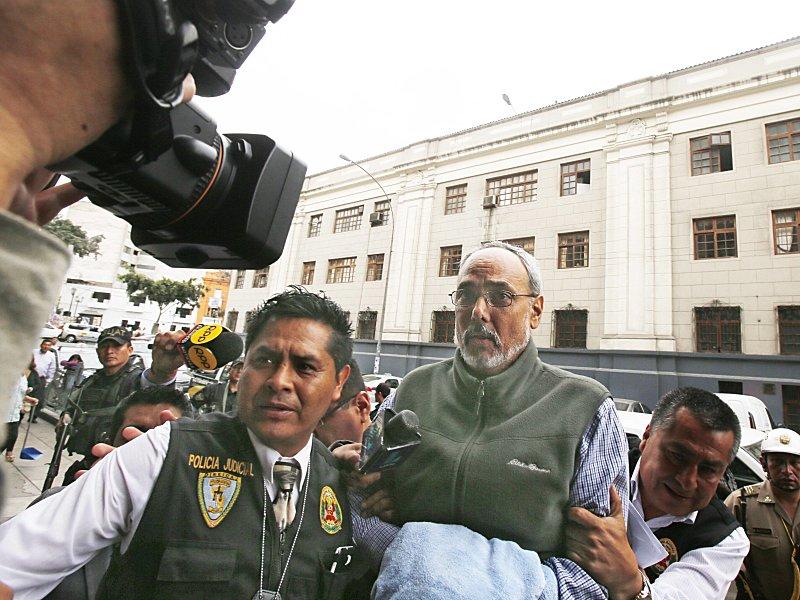 Jury erklärt Peruaner Burga für nicht schuldig