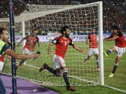 Salah ist Afrikas Fußballer des Jahres - Auba Dritter
