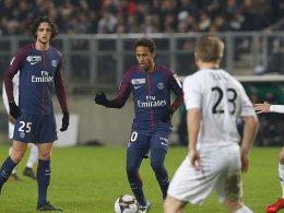 LIVE! PSG zum Rückrundenauftakt in Nantes gefordert