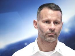 Nicht unumstritten: Giggs wird walisischer Nationaltrainer