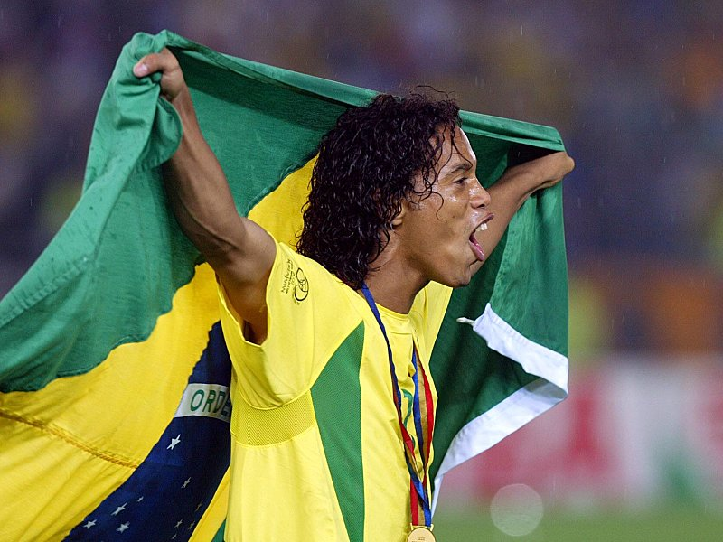 Brasiliens Ronaldinho beendet Karriere