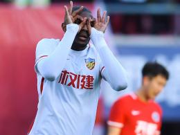Chinas Super League startet - doch der Hype ist vorbei