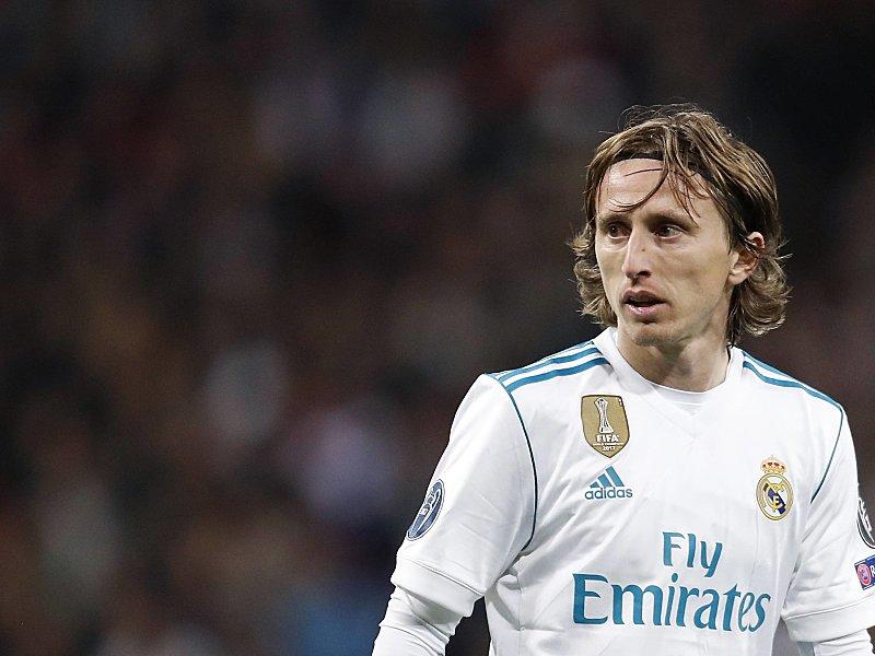 Wegen Meineid: Real-Star Modric droht Haftstrafe