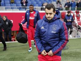 Ajax: Younes verweigert Einwechslung - Verbannung in die Zweite