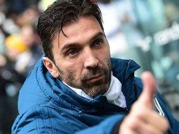 Di Biagi beruft Buffon - Cutrone vor Debüt