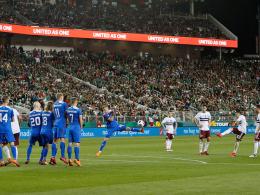Mexiko schlägt Island: Osorio lobt Fabian