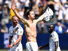 Doppelpack zum Derbysieg: Debüt à la Zlatan