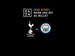Live und auf Abruf: Sané & Co. im Topspiel bei Tottenham