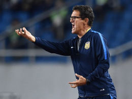 Ciao Fabio: Capello beendet Trainerkarriere
