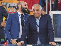 Pallotta über UEFA-Verfahren: