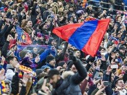 FCSB hat kein Recht an der Marke Steaua