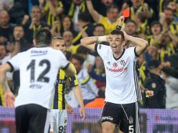 Boykott misslingt völlig: Besiktas vom Pokal ausgeschlossen