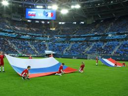 Russischer Fußball-Verband zu Geldstrafe verurteilt