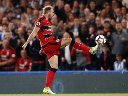 1:1 bei Chelsea! Huddersfield hält die Klasse