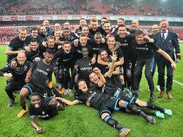 Brügge löst Anderlecht wieder ab