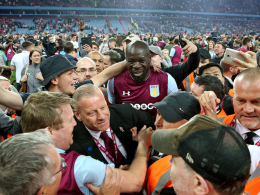 Premier-League-Comeback naht: Villa und Terry in Wembley