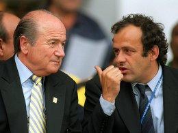 Platini gibt zu: Mit Trickserei zum Traumfinale 1998