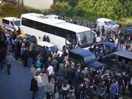 Teambus angegriffen: Play-off-Spiel in Frankreich verschoben