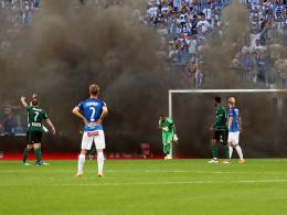 Legia Warschau: Meister nach Spielabbruch