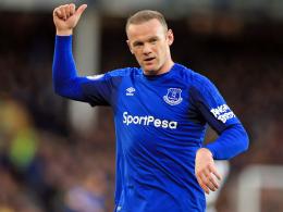 Zweiter Abschied: Rooney unterschreibt bei D.C. United