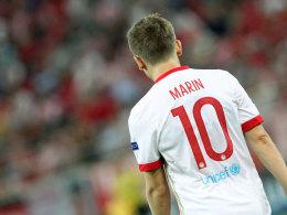 Marin vor Wechsel zu Roter Stern