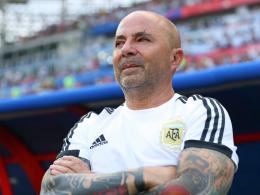 Sampaoli bleibt Argentiniens Trainer - vorerst