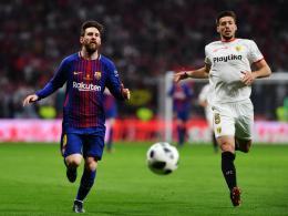 Fix: Barça greift sich Sevillas Lenglet