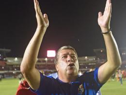 Panamas Coach Gomez erklärt seinen Rücktritt