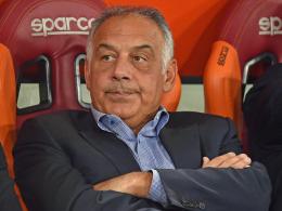 UEFA sperrt Roms Präsident Pallotta