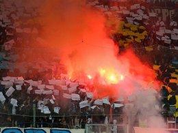 UEFA schließt Marseille aus - auf Bewährung