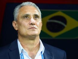 Tite soll Brasilien zur WM 2022 führen