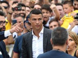 Steuerhinterziehung: Einigung mit Ronaldo