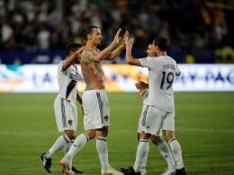 Drei Tore, ein Assist: Die große Ibrahimovic-Show