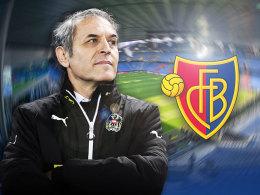 Koller ist neuer Trainer beim FC Basel