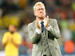 Island: Hamren folgt auf Trainer Hallgrimsson