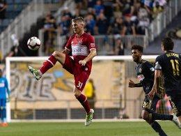 Schweinsteiger verpasst mit Chicago Pokalfinale