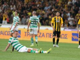 Champions-League-Aus ohne Streik-Profi: Unruhe bei Celtic
