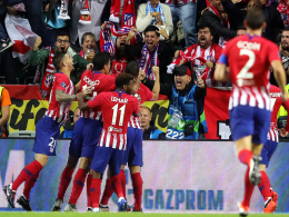 Bilder: Ramos' Elfmeter - Simeone in Wallung